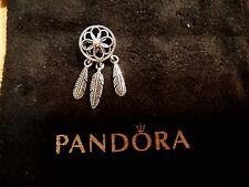 *Limited Offer* GENUINE PANDORA SPIRITUAL DREAMCATCHER CHARM item797200 AU Stock