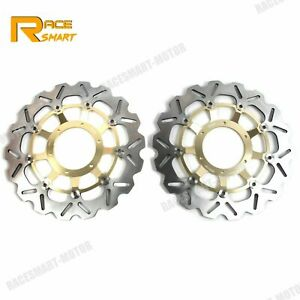For Honda CBR600RR 2003 - 2015 2014 CBR1000RR 2004 2005 Front Brake Disc Rotors