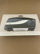 New Swingline Breeze Portable Electric Stapler 20 Sheet Capacity Black Batteries