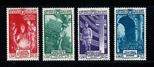 ITALY 1935 The surtax was for the Militia Never Used Set