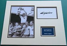 L Sport Signed Football Cards