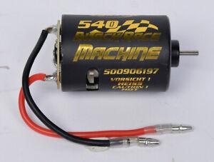 Tamiya / Carson 540 Black Race Machine 19T Tuning Elektromotor 500906197