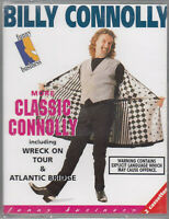 Billy Connolly More Classic Cassette Audio Comedy Wreck On Tour Atlantic Bridge