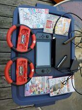 Nintendo switch console bundle