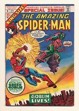 Amazing Spider-Man King-Size #9 Marvel Silver Age Off White Pages- NICE!