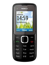 NOKIA C1-01 GSM CELL PHONE ROGERS & CHATR CANDY BAR CAMERA NICE POCKET CELLULAR