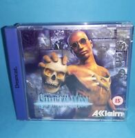 Shadow Man SEGA DREAMCAST Retro Game FREE UK P&P Acclaim Action Adventure