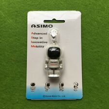 HONDA JDM ASIMO ROBOT Mini figura PORTACHIAVI Taglia H-6.5cm W-2.5cm tipo R NSX S2000
