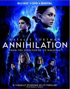 Annihilation BLU-RAY Alex Garland(DIR) 2018