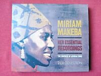 MIRIAM MAKEBA - HER ESSENTIAL RECORDINGS - ( 2 CD COLLECTION ) - 2006