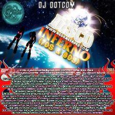 Dj Dotcom - Disco Inferno (70's & 80's) Mix CD