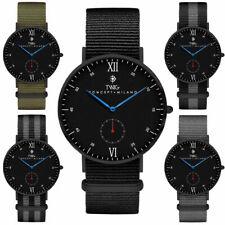 Orologio uomo/donna TWIG KIPLING Limited classico militare minimal