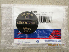 18 - 20 GMC TERRAIN 4D SUV ENGINE OIL FILLER FLUID CAP OEM BRAND NEW