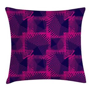 Magenta Color Throw Pillow Cases Cushion Covers Home Decor 8 Sizes