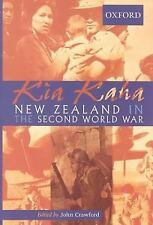 Kia Kaha: New Zealand in the Second World War-ExLibrary