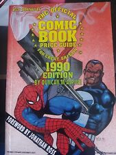 More details for official comic book price guide for great britain (d mcalpine)  1990