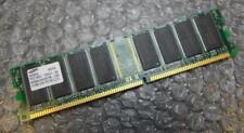 Memoria RAM Samsung con fattore di forma DIMM 184-pin per prodotti informatici da 512MB