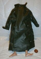 TOYS  CITY German Motorcyclist all weather coat 1/6th scale toy accessory
