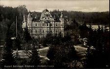 Sülzhayn Südharz Thüringen AK ~1910/20 Blick auf Haus Hohentanneck ungelaufen