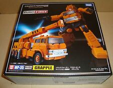 TRANSFORMERS MASTERPIECE MP-35 CYBERTRON ARCHITECT GRAPPLE TAKARA TOMY 2017