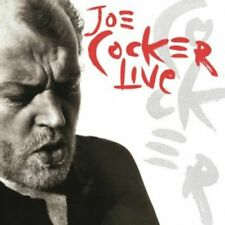 JOE COCKER Live VINYL 2LP BRAND NEW Gatefold Sleeve