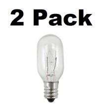 Make Up Mirror Light Bulb for Conair RP34B 20 WATT Bulb Lighted Mirror 2 BULBS