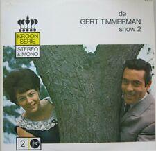 GERT EN HERMIEN TIMMERMAN - DE GERT TIMMERMANHOW 2  - LP
