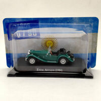 IXO 1:43 Eniak Antique 1984 Green Diecast Models Limited Edition Collection