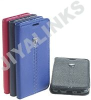 LUXURY MAGNETIC FLIP COVER STAND WALLET LEATHER CASE FOR SAMSUNG GALAXY S5,S6 &