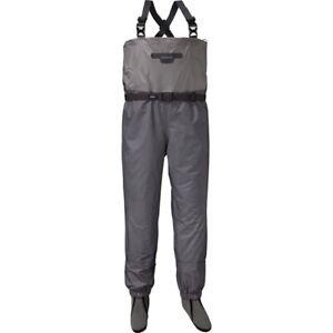 PATAGONIA - Rio Azul Waders - XL Regular - Grey - Shoe 10-12 - Mens - $300