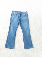 Levi's 525 Womens Jeans Size 10 M L29 Bootcut Blue