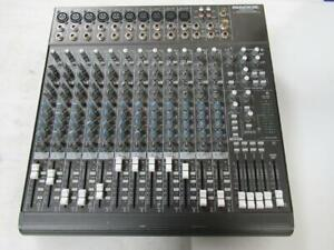 Mackie 1642-VLZ Pro 16-Channel Mic/Line Mixer Premium XDR Mic Preamps