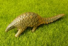 Pangolin Scaly Anteater Figurine Wild Animal Educational Science Nature Toy