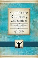 NEW - Celebrate Recovery Booklet: 28 Devotions