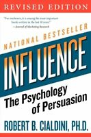 Influence: The Psychology of Persuasion by Robert B. Cialdini, English Paperback