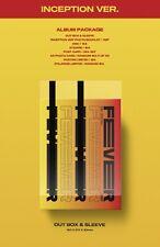 ATEEZ-ZERO-FEVER PART.1 [5TH MINI ALBUM] INCEPTION VER KPOP SEALED+FOLDED POSTER