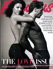 Fabulous Magazine 2013-10/2 Towie's Lucy & Mario, Tyler James