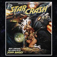Starcrash - Complete Score - Limited Edition - John Barry