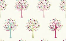 Fryett's Fabrics Orchard Candy Fabric Remnant 100% Cotton 50cm x 40cm