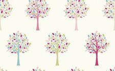 Fryett's Fabrics Orchard Candy Fabric Remnant 100% Cotton 50cm x 40cm