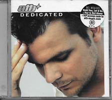 ATB - Dedicated CD Album 12Tr Trance (KONTOR) 2002 Germany