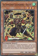 ♦Yu-Gi-Oh!♦ Six Samourais Légendaires - Kageki : SPWA-FR043 -VF/Super Rare-