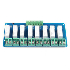 SainSmart 8 Channel SSR 5A DC-DC 5V-220V Solid State Relay for Arduino R3 ARM
