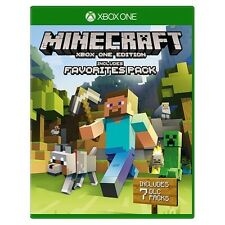 Microsoft Xbox One Minecraft Favorites Pack