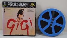 Gigi - Super 8 Cine Film - Selected Scenes - Leslie Caron & Louis Jourdan