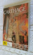 Carthage - The Roman Holocaust (DVD, 2006) R-4, NEW, FREE POST WITHIN AUSTRALIA