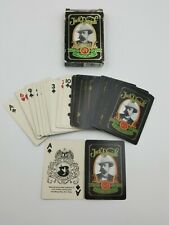 Jack Daniels Vintage Old No. 7 Playing Cards No Jokers