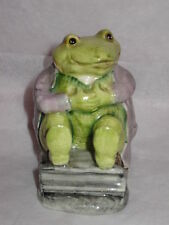 Beswick Beatrix Potter Mr Jackson GREEN TOAD BP3a Excellent condition