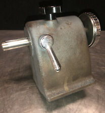 Vintage 1954 Craftsman 10323071 King Seeley Lathe Cast Iron Tail Stock