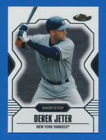 2007 Topps Finest #68 Derek Jeter New York Yankees HOF NM-MT+